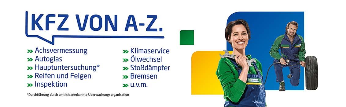 KFZ von A-Z